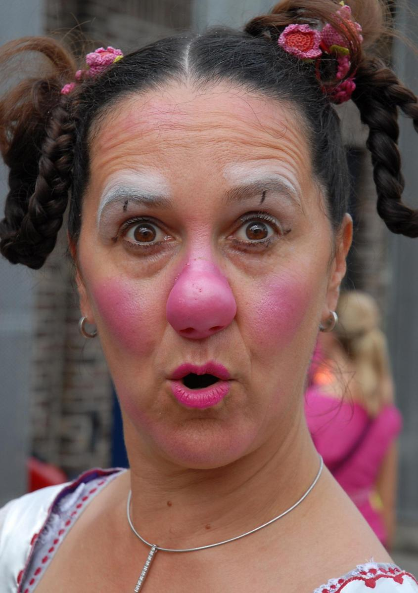 Zorgclown Trudie Appermans
